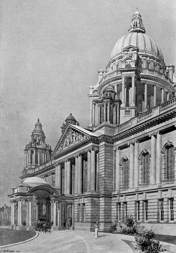 1906 – Belfast City Hall