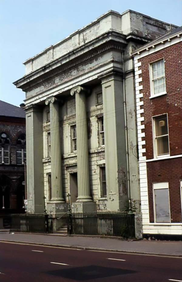 1840 – The Victoria Hall, Belfast, Co. Antrim