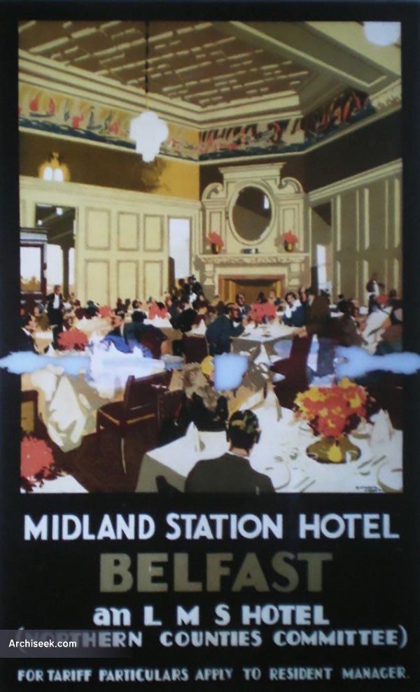 1898 – Midland Hotel, Belfast, Co. Antrim