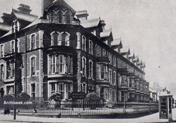 1873 – Belgravia Hotel, Nos 2-12 Ulsterville Ave., Belfast
