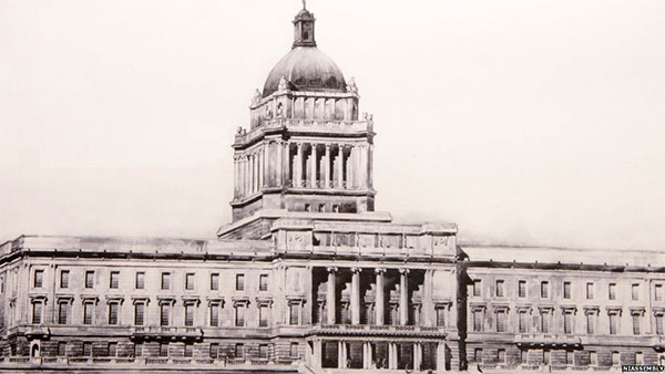 1920s – Design for Stormont, Belfast, Co. Antrim