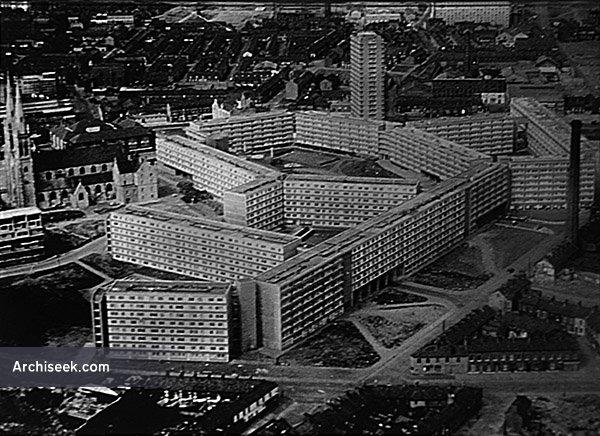 1969 – Divis Flats, Belfast, Co. Antrim