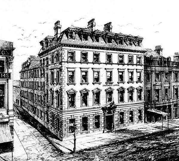 1868 – Imperial Hotel, Belfast, Co. Antrim