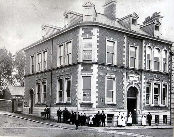 1889 – Temperance Institute, Lisburn, Co. Antrim