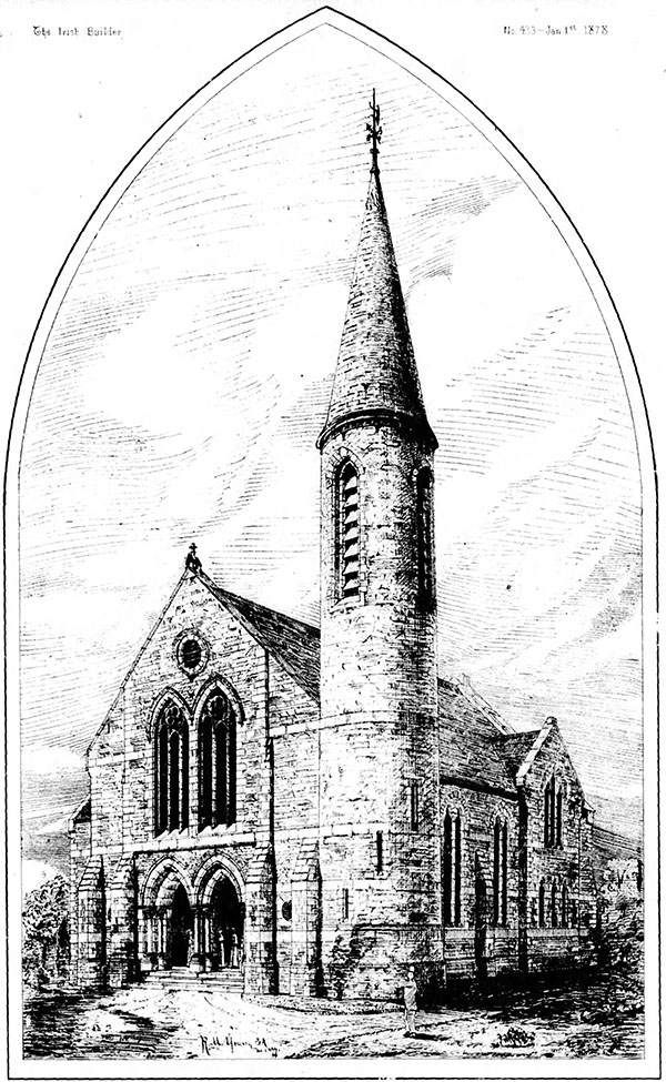 1878 – Presbyterian Church, Ballymacarret, Belfast, Co. Antrim