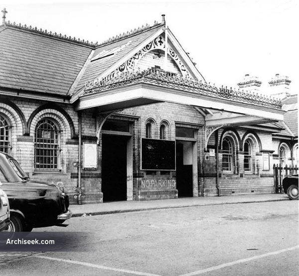 1897 – Railway Station, Lisburn, Co. Antrim