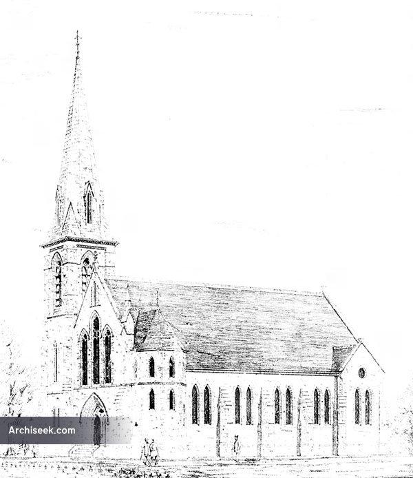 1885 – Second Presbyterian Church, Ballymoney, Co. Antrim