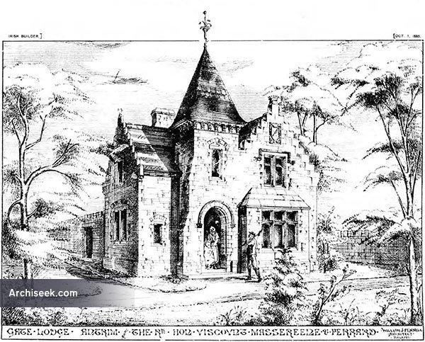 1884 – Gate Lodge, Antrim Castle, Co, Antrim