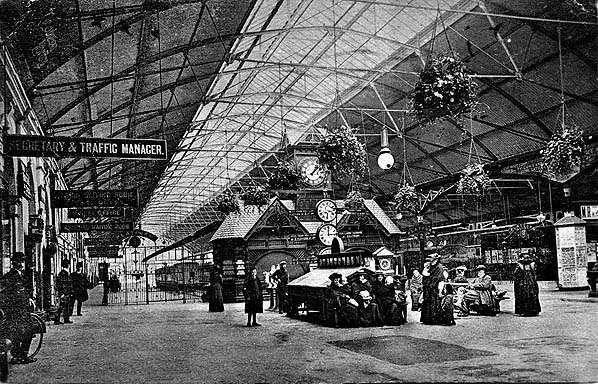 1848 York Road Station Belfast Co Antrim Archiseek