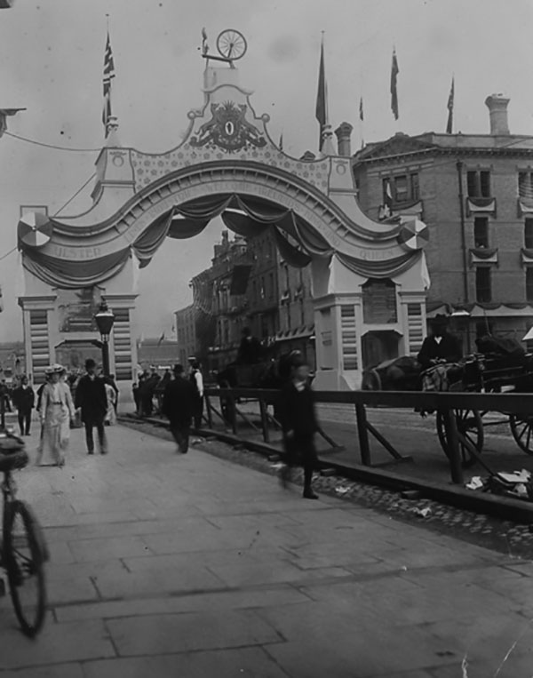 1903 – Royal Archway, Wellington Place, Belfast