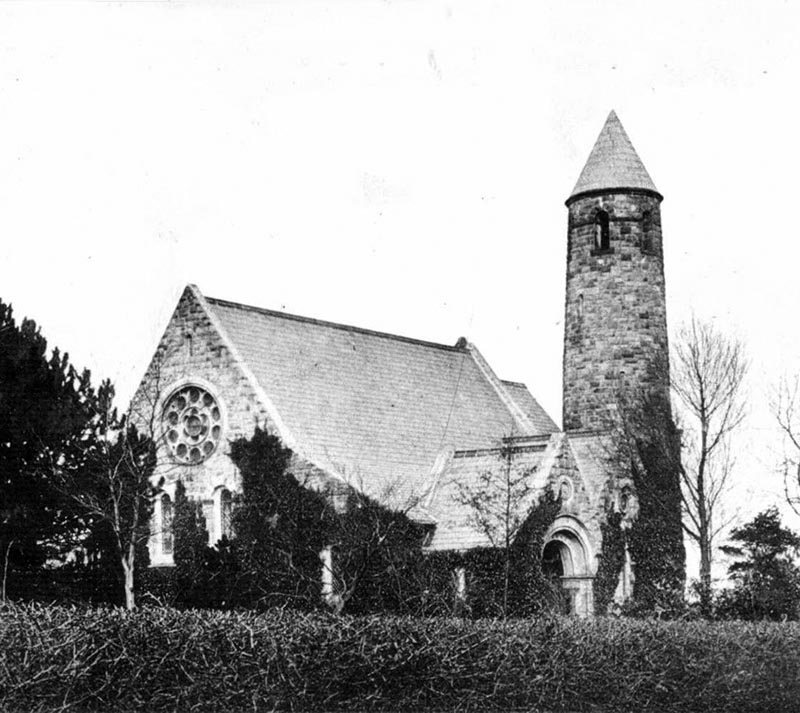 1868 – St. Patrick's Church of Ireland, Jordanstown, Co. Antrim