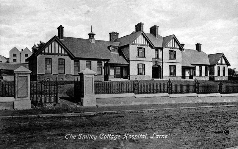 1903 – The Smiley Cottage Hospital, Larne, Co. Antrim