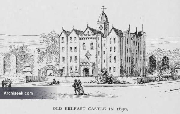 1610 – Belfast Castle, Belfast, Co. Antrim