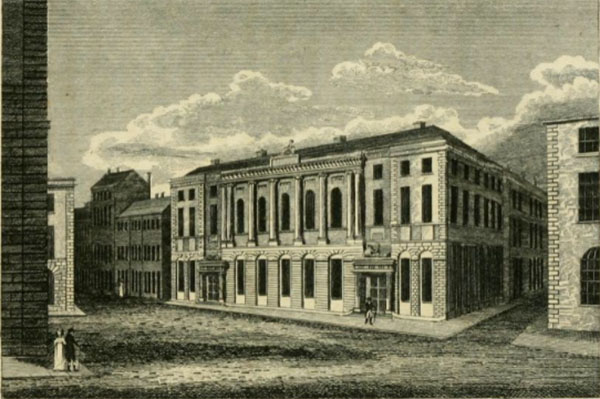 1820 – Northern Whig House, Waring Street, Belfast