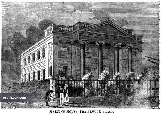 1827 – Meetinghouse, Fisherwick Place, Belfast, Co. Antrim