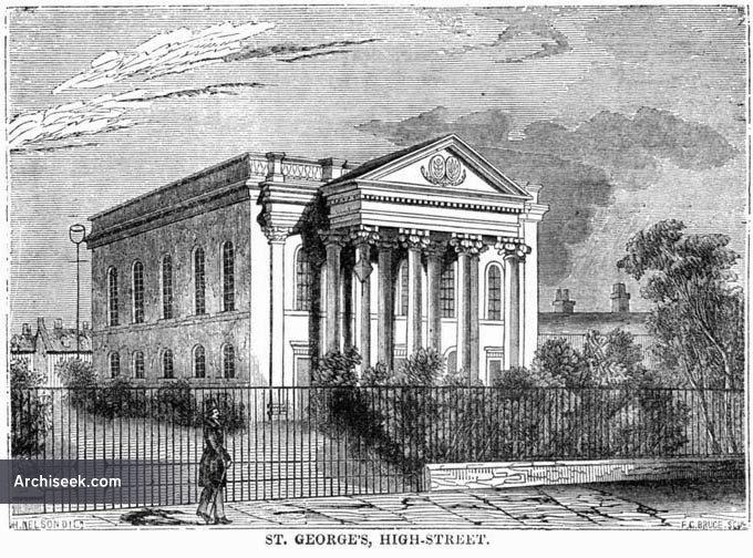 1812 – St. George's, High Street, Belfast