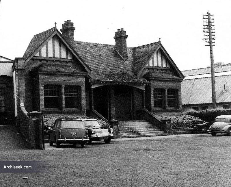 1902 – Railway Station, Antrim, Co. Antrim