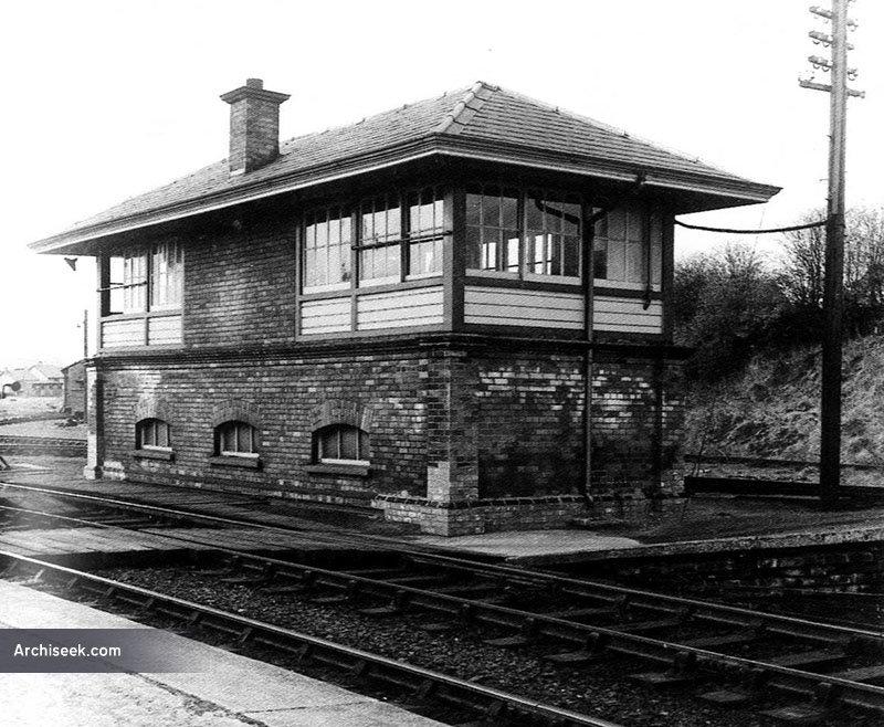 1904 – Signal Cabin, Ballymena, Co. Antrim