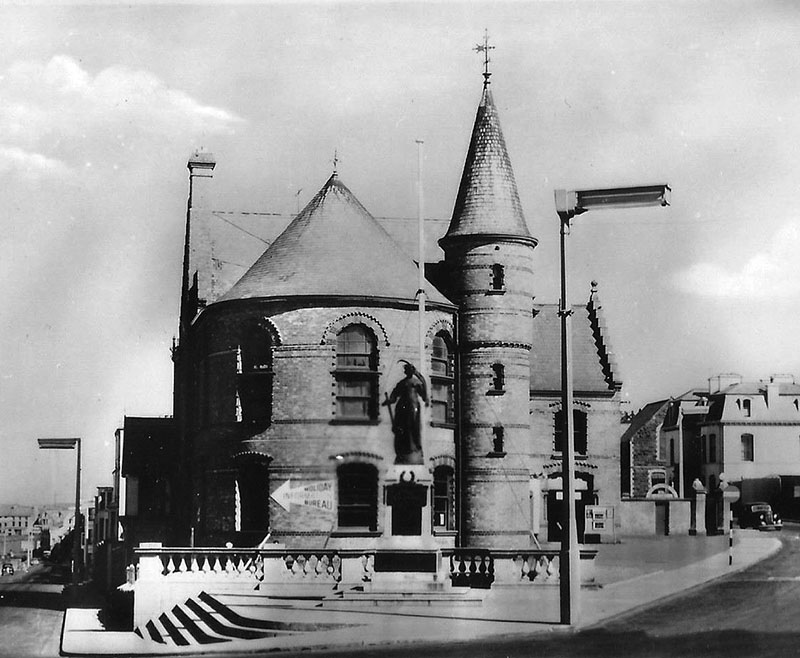 1872 – Town Hall, Portrush, Co. Antrim
