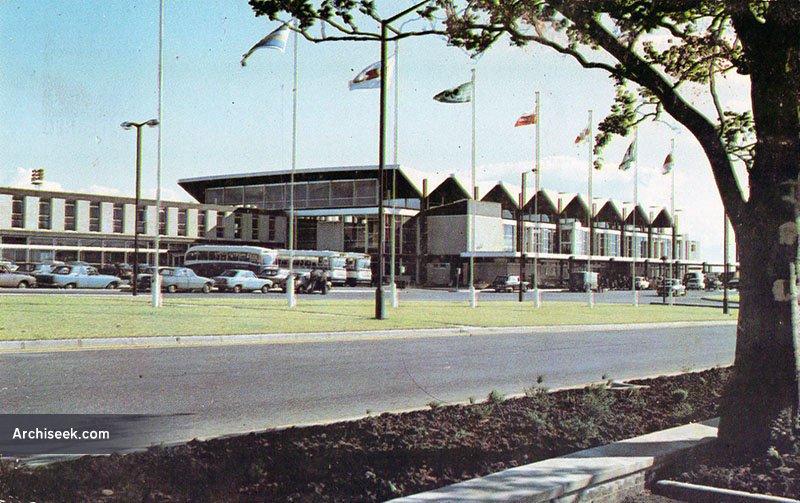 1963 – Aldergrove Airport, Belfast, Co. Antrim