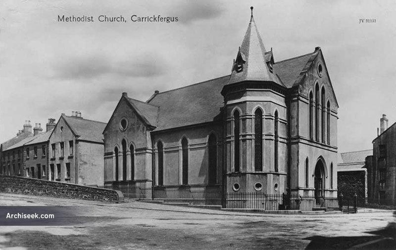 1882 – Methodist Church, Carrickfergus, Co. Antrim