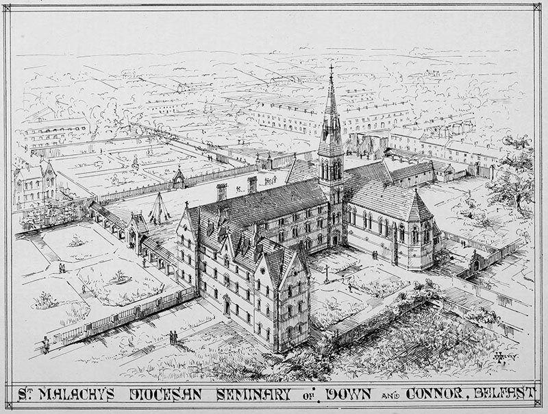 1869 – St. Malachy's Diocesan Seminary, Belfast