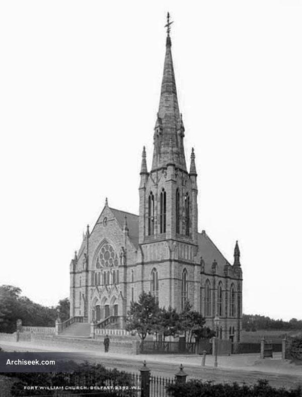 1885 – Fortwilliam Park Presbyterian Church, Belfast, Co. Antrim