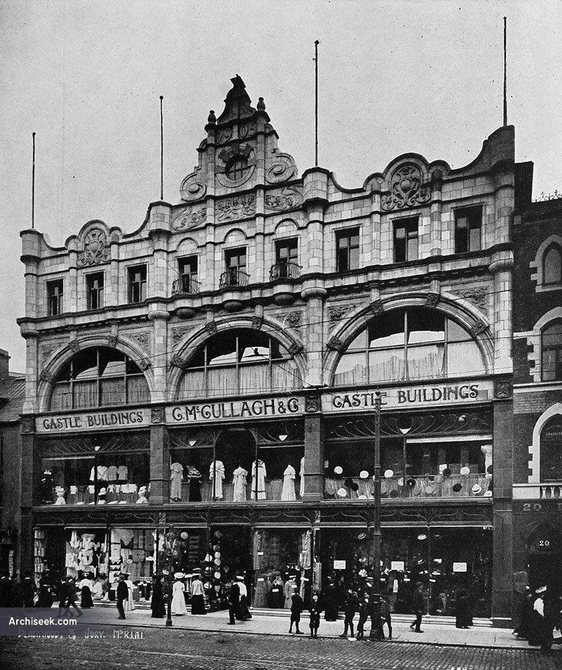 1905 – Castle Buildings, Castle Place, Belfast