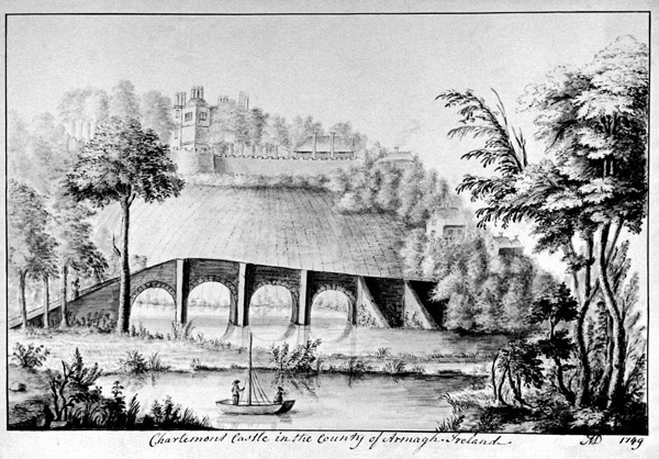 1620s – Charlemont Fort, Co. Armagh