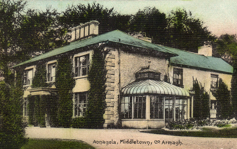 19th C. – Annagola House, Middletown, Co. Armagh