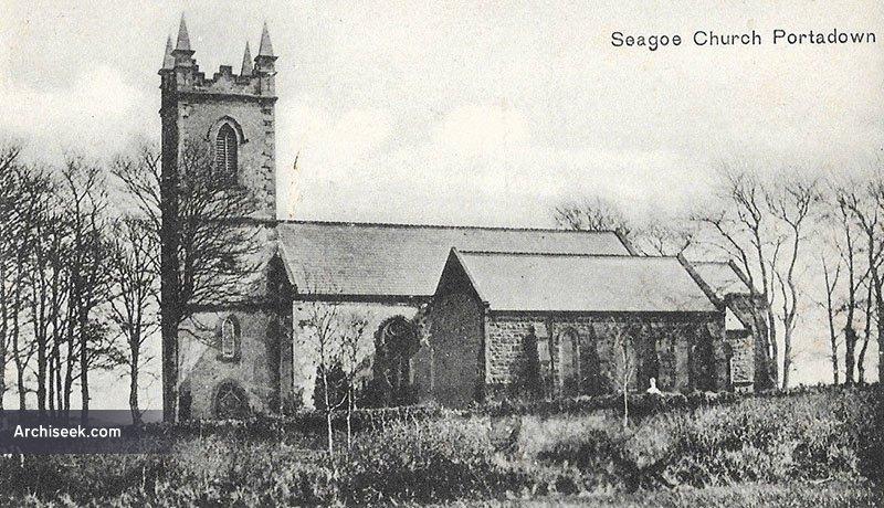 1816 – St. Gobhann's Church of Ireland, Seagoe, Co. Armagh
