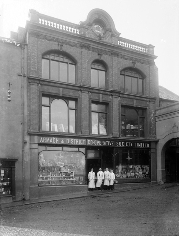 1903 – Armagh & District Co-operative Society, Armagh