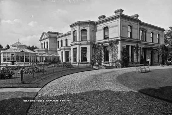 1880 – Milford House, Armagh