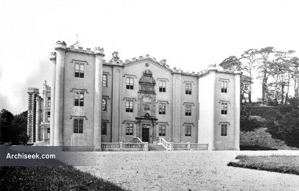 1883 – Antrim Castle, Co. Antrim