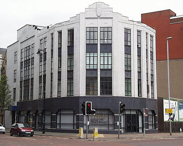 1935 &#8211; 95-101 Donegall Street, Belfast