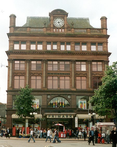 1900 &#8211; Bank Buildings, Royal Avenue, Belfast