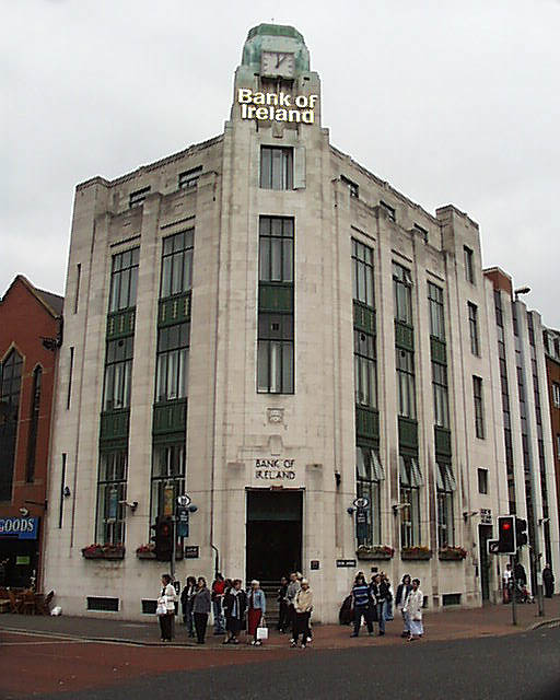 1928 &#8211; Former Bank of Ireland, Royal Avenue, Belfast