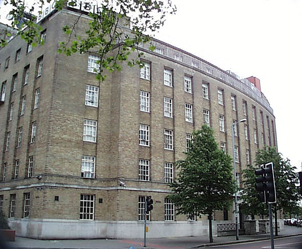 1939 &#8211; BBC Bedford House, Belfast