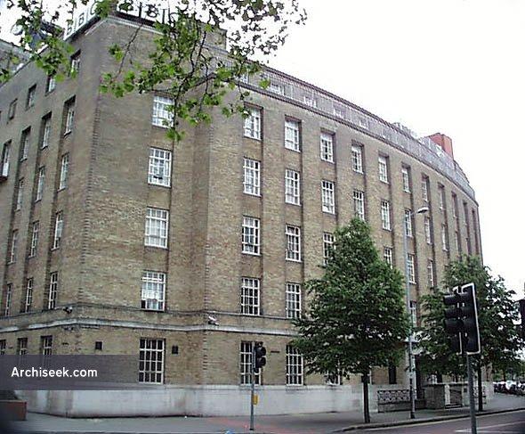 1939 – BBC Bedford House, Belfast