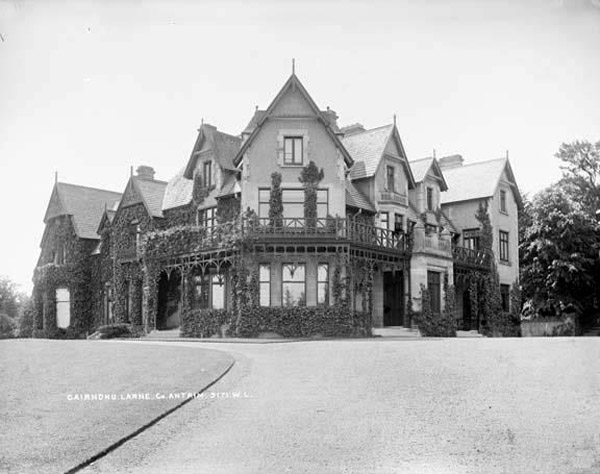 1898 – Cairndhu House, Larne, Co. Antrim