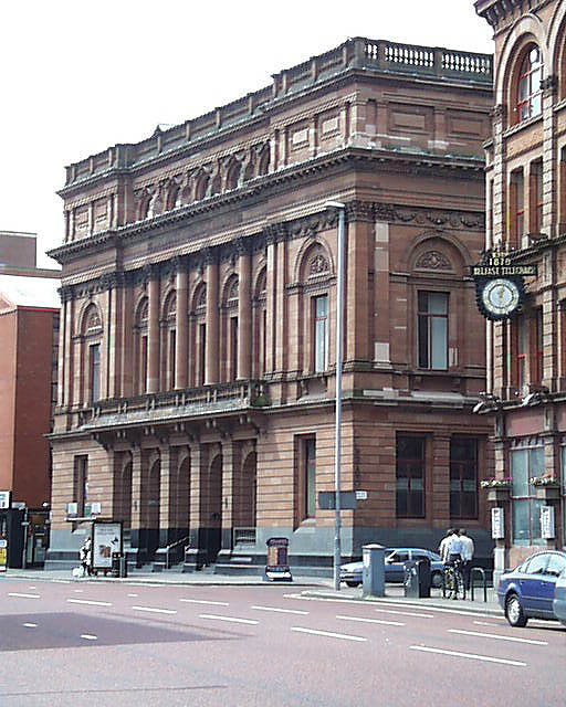 Beginning of new chapter for Belfast's Central Library