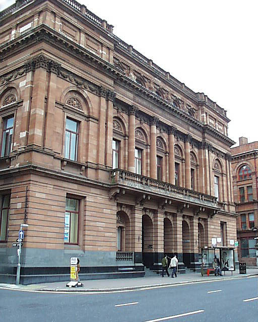 1888 – Belfast Central Library
