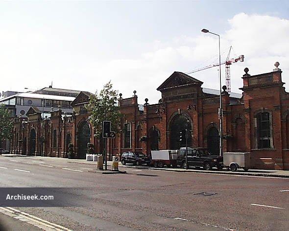1896 – St. George's Market, Belfast