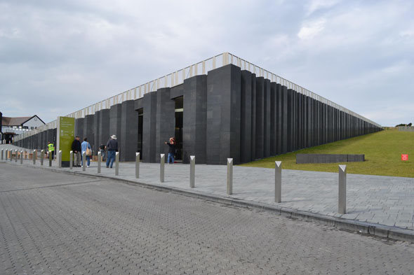2012 – Giant's Causeway Visitor Centre, Co. Antrim