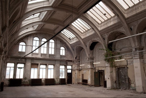 1900 &#8211; Harland &#038; Wolff Drawing Office, Belfast, Co. Antrim