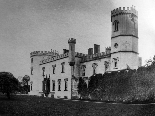 1807 &#8211; Kilwaughter Castle, Co. Antrim