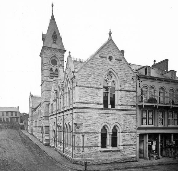 1870 – Town Hall, Larne, Co. Antrim