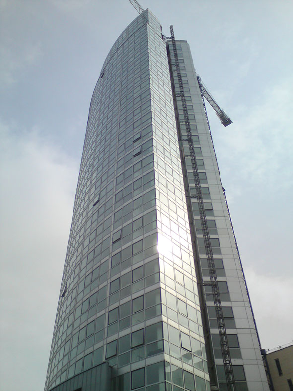 2010 &#8211; Obel Tower, Belfast, Co. Antrim