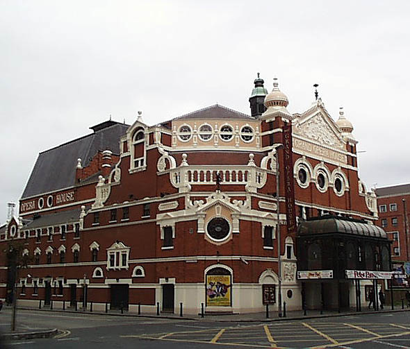 1895 &#8211; Grand Opera House, Belfast
