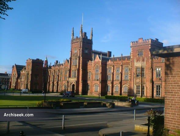 1849 – Lanyon Building, Queen's University Belfast